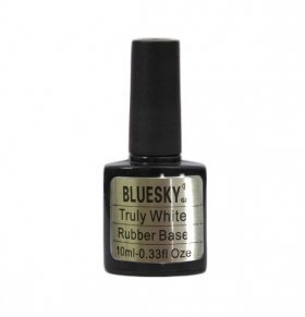 BlueSky BASE RUBBER cover pink White 10ml