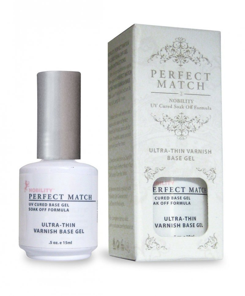 PERFECT MATCH LECHAT ULTRA-THIN VARNISH BASE GEL 15 ML