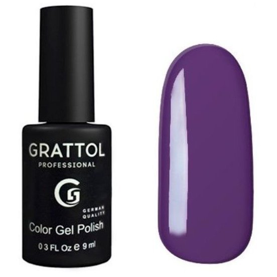 Гель-Лак Grattol Classic 011 Royal Purple